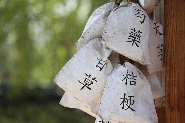 Les effets de la médecine chinoise.