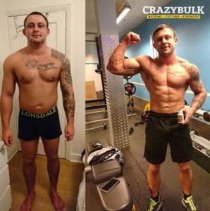 Resultados y efectos de CrazyBulk