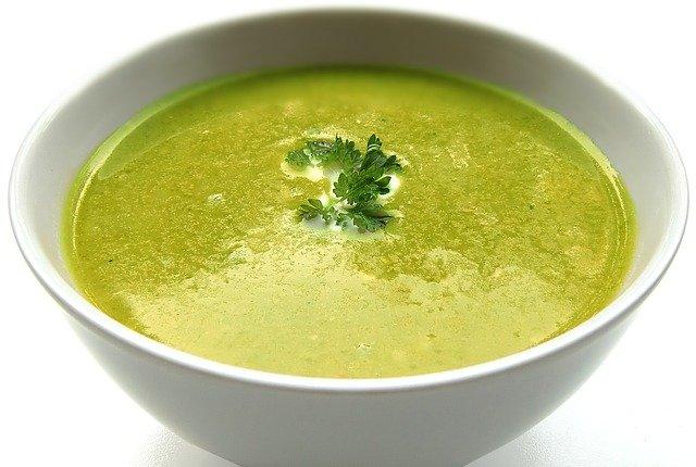 Dangers régime 100% soupe.