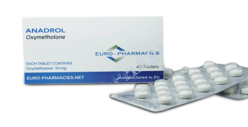 anadrol oxymetholone