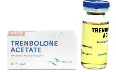 Trenbolone (Parabolan) : effet, cure, dosage et avis pour la musculation